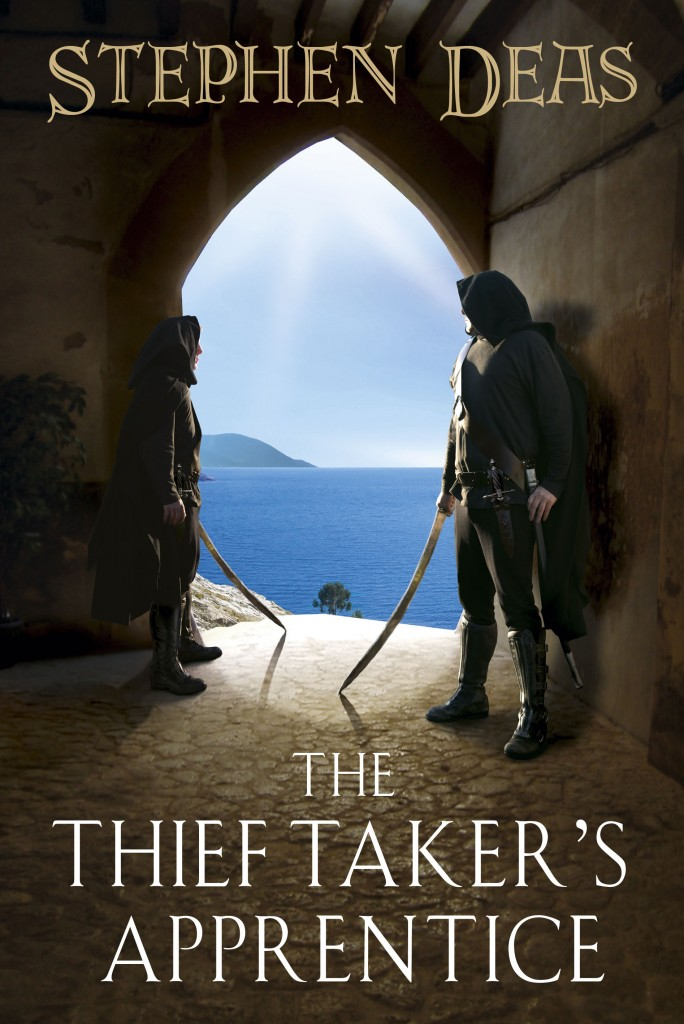 thieftakers apprentice cover