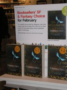 Waterstones book of the month