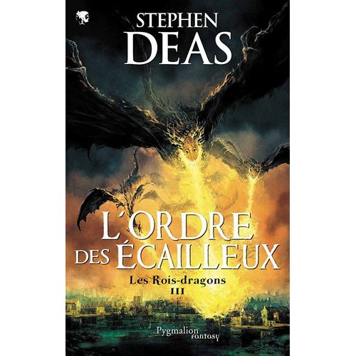 Order of the scales french cover