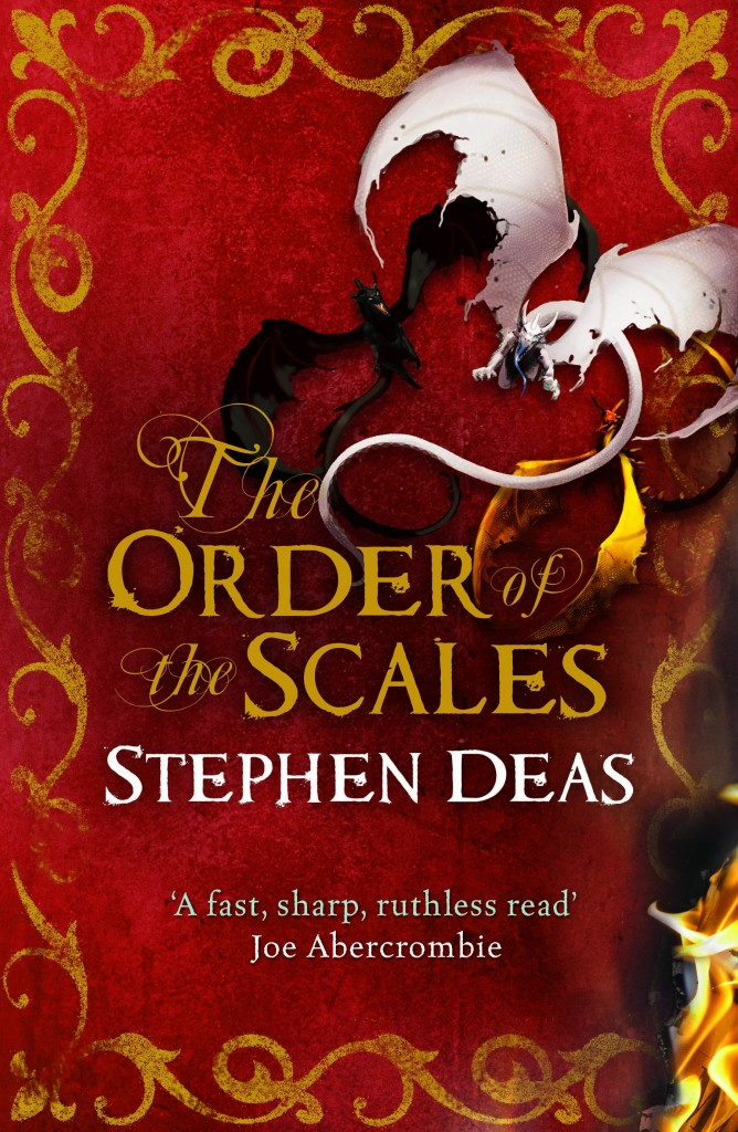 ORDER OF THE SCALES draft cover