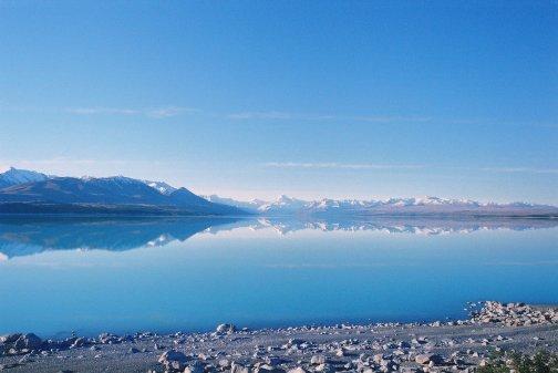 Photoshop lake