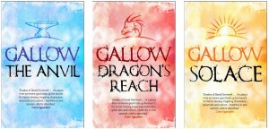 Gallow shorts covers