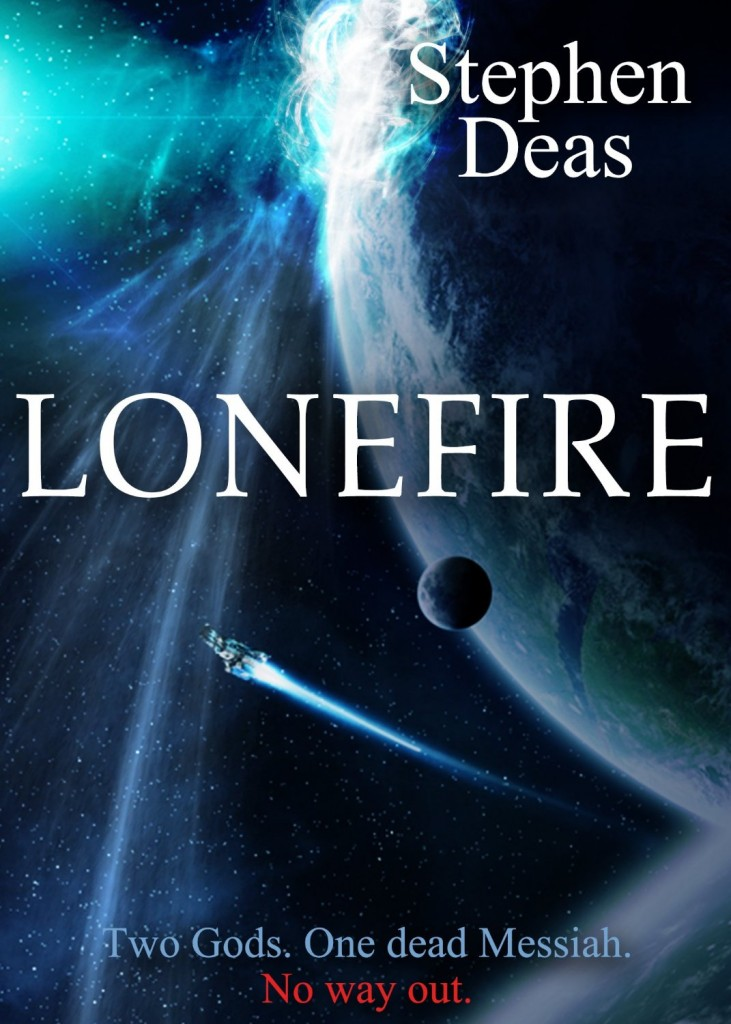 LoneFire cover